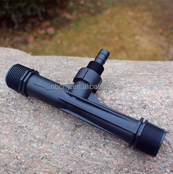 Sprinklers Suction Assemble Venturi Injector For Liquid Fertilizer Connector Hot selling Garden Water Connectors