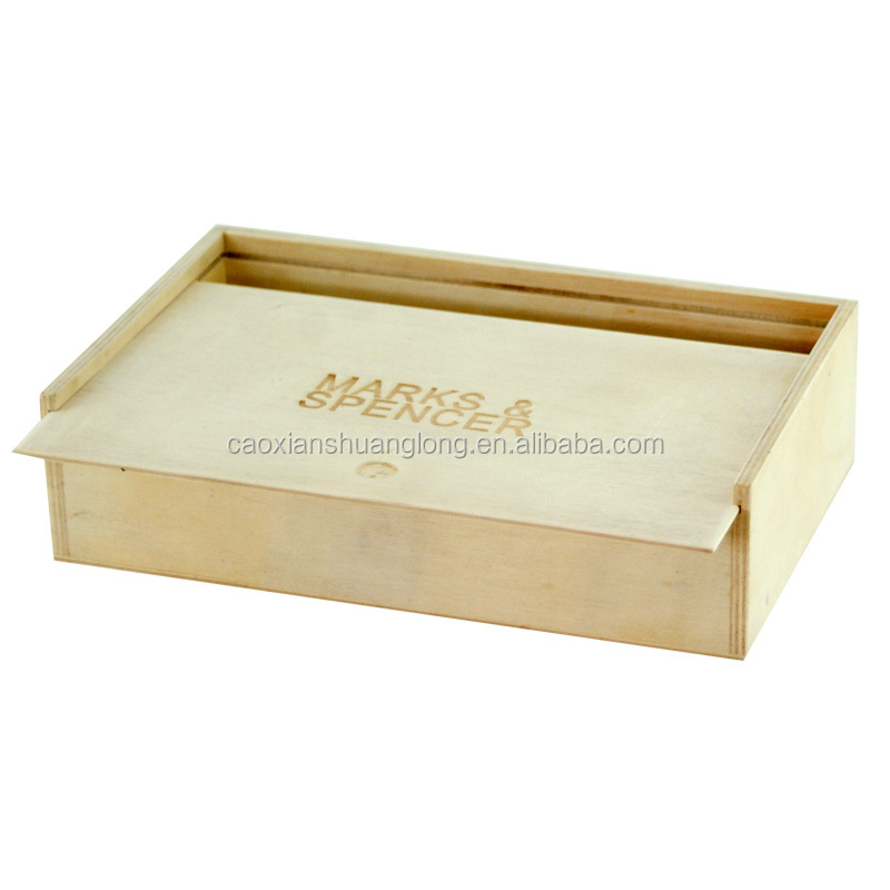 Packaging Box 6 Sections Wooden Tea Storage Box