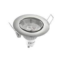 Round Lighting Fittings 12V Recessed Ceiling MR16 LED Spotlight Fixtures