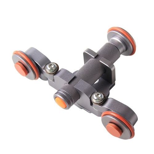 Electric Autodolly Video Car Motorized Camera Dolly Track Slider Skater for Youtube Vloggint for iPhone for Nikon DSLR