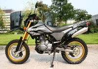 New chinese off road dirt bike 250CC motorcycle with ZONGSHEN engine