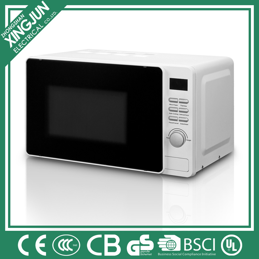 new solar microwave oven made in China