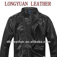 2013 hotsell men leather jackets