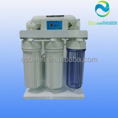 Healthy , Economic , Iron Shelf , Transparent Filter Bottle , Five Stages Household Reverse Osmosis Water Purifiers