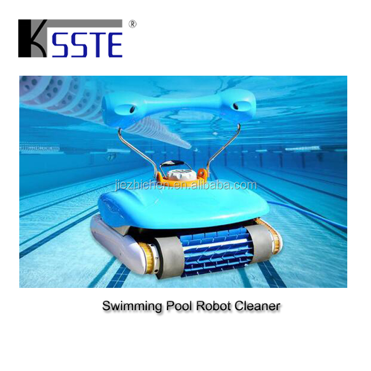 China Swimming Pool Cleaning Equipment Automatic Robot Vacuum Cleaner  Machine - Buy Swimming Pool Robot Cleaner,Robot Pool Cleaner  Machine,Automatic ...