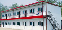 Prefabricated house with high quality