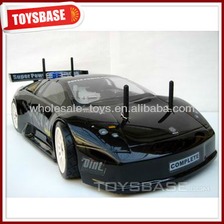 Remote control oil car