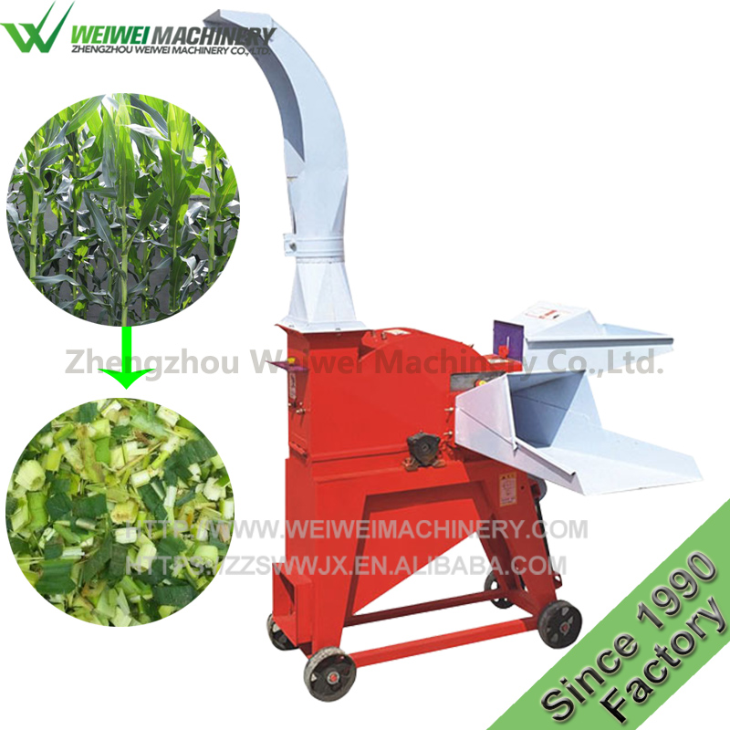 Weiwei feed cutter poultry feed processing machine animal feed processing machine