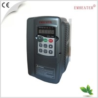 7.5kw/7500w Best price single phase output type ac motor speed controller 220V frequency inverter/vfd/vsd
