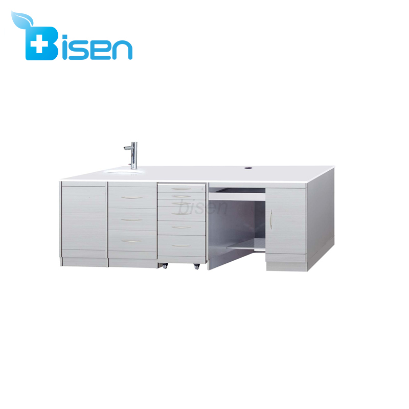 Lab Sandblasting Equipment Cabinet Dental Unit
