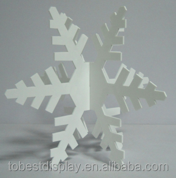 HOT SALE Large snowflake decorations, hanging snowflake decorations