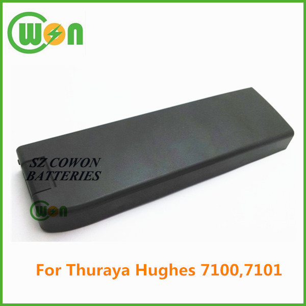 3.7 volts 1000mAh Li-ion replacement battery for thuraya hughes 7101 battery satellite phone battery for thuraya hughes 7100 TH-