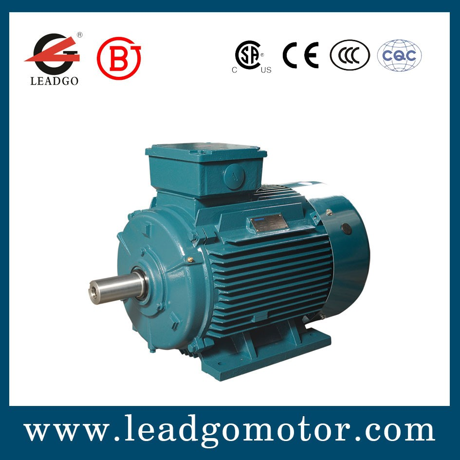 High Slip Ratio Three-Phase Asynchronous Motor Nema Servo Motor