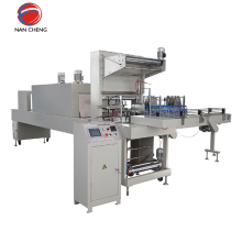 Automatic Plastic Film Stretch Shrink Wrapping Packing Machine for Bottle
