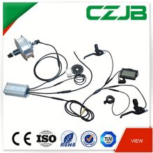 CZJB104C 48V 500W rear drive electric bike conversion kit