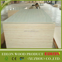 HPL plywood solid colour/wood grain triply plywood