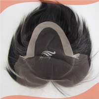 High Grade Thin Skin Lace Front Man Wigs Remy Hair