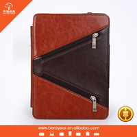 factory manufacturer Functional leather case for ipad pro 9.7