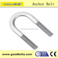 "M16 ""U"" Type Anchor Bolts"