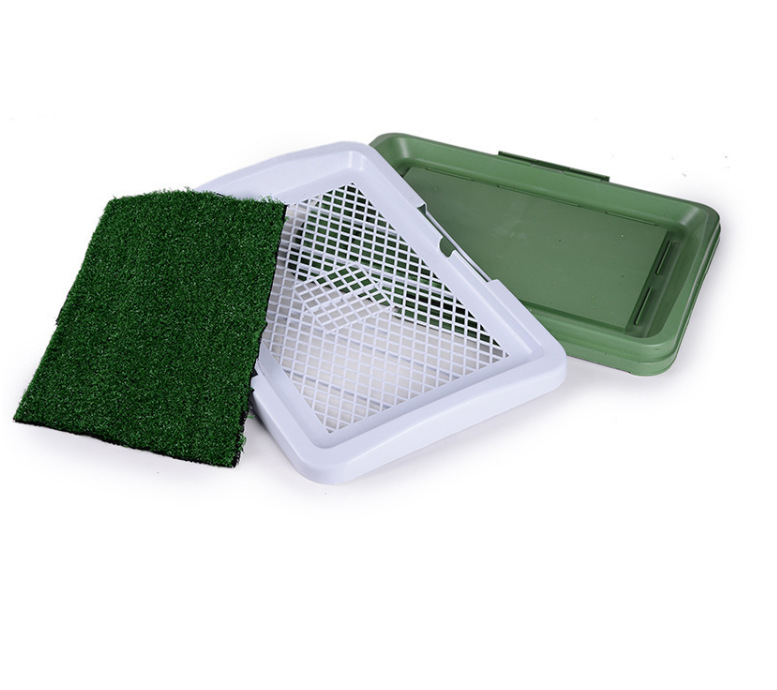 wholesale pet toilet puppy potty pad grass pad for dogs