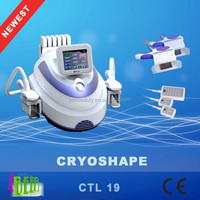Multifunction Cavitation lipo laser cool body sculpting slim freezer weight loss beauty devices ctl19