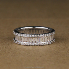 Wedding 5925 silver ring diamond gents diamond ring design, engagement silver ring design for men