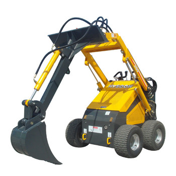 High quality ce certification backhoe loader attachment