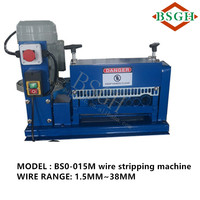 New Sales Automatic Waste auld scrap Wire Copper Machinery Electrical Cable Scrap Wire recycling machine
