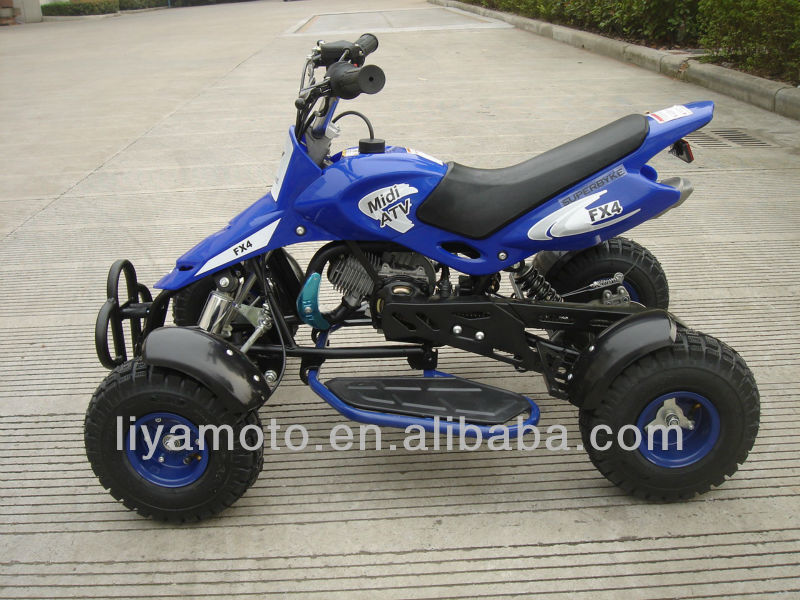 2 STROKE 49CC MINI ATV for kids