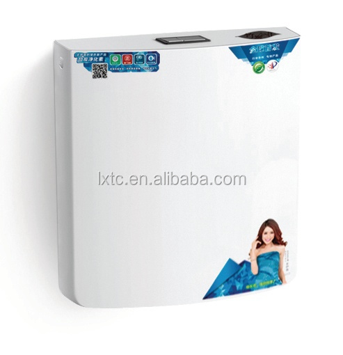 bathroom decoration white color blue decor dual flush water cistern tank with high class bathroom fitting
