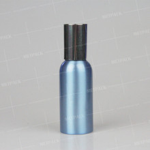 OEM design your own large nail polish bottle in aluminum material