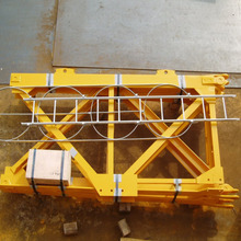 weight of aluminum sym block mast section in construction on sale