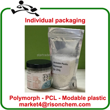 Individual DIY, costumes, crafts with Polymorph PCL
