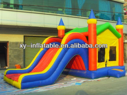 2016 HOT selling PVC inflatable bouncer/ jumping castles