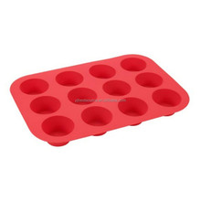 Specification complete silicone muffin cake mold with cheap price