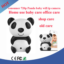 New products 720P wireless IP camera for shop P2P camera IP panda camera