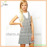 Hot selling new design kids fashion dresses pictures