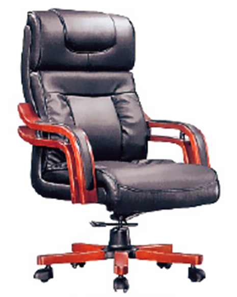 Hot sell solid wood office chair with good quality cylinder