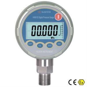 HX601 Pocket Precesion Digital Pressure Gauges