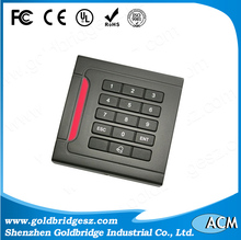 Stand alone Offline Access Control Proximity card reader with keypad or Pin