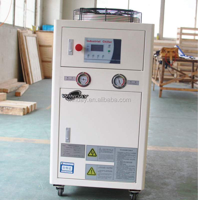High Quality Air Cooled Industrial Application Dc Inverter Water Chiller