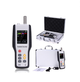 HT-9600 Temperature Humidity Mete PM10 Particle Counter PM2.5 Detector Air Quality Minitor