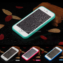 Hot Fashion Shockproof water resistant Dirt proof TPU+PC case phone cover for iPhone 6 4.7'