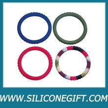newly promotion silicone car steering wheel cover