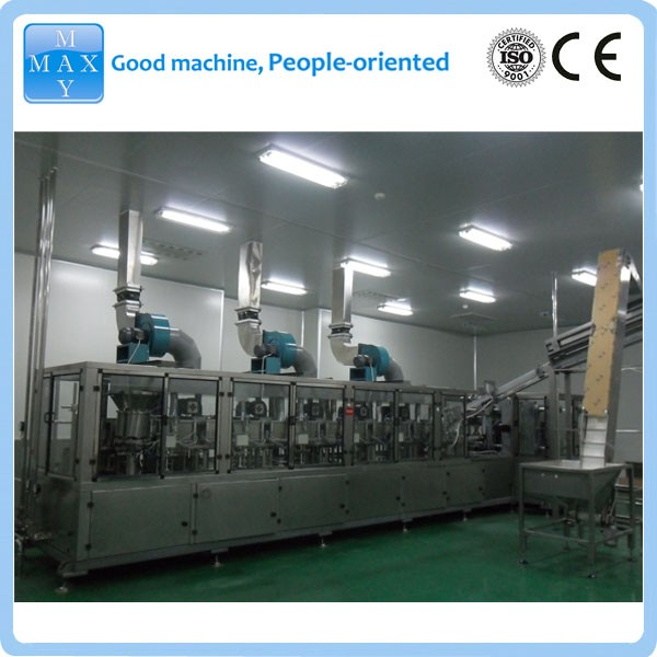 Ampoule and vial bottles Sterilizing Tunnel Machinery