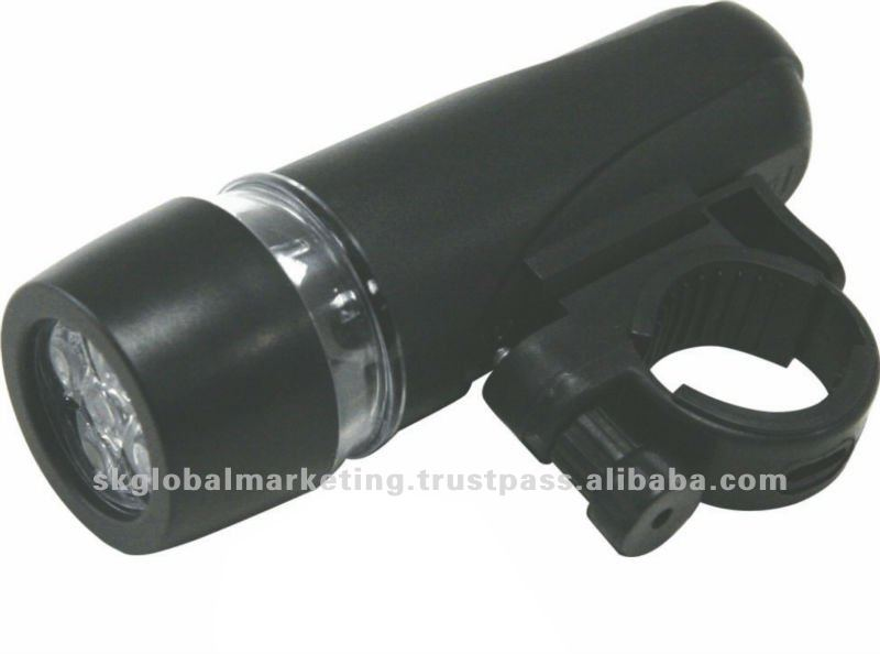 led torch light for bicycle and outdoor lamp