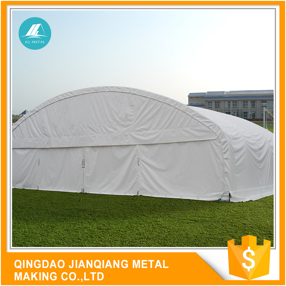 JQR4536 Galvanized Steel Workshop Frame Pvc Fabric Aircraft Hangars
