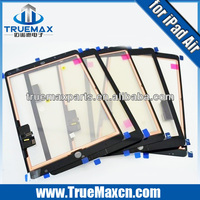 Brand New Original and Grade A for iPad Air touch screen digitizer glass -No dead Pixel for iPad Air Digitizer