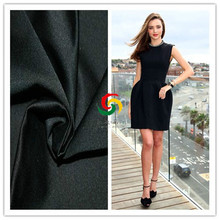 Fabric for clothing with semi-dull polyester taffeta fabric for women party dress fabric