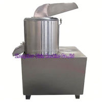 Celery paste grinding machine/ yam paste machine/ sweet potato grinding machine